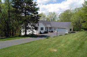 The Best Country Living You Will New Listing - Find Located on Over 4 Acres with Higgins Lake and I -75 Nearby