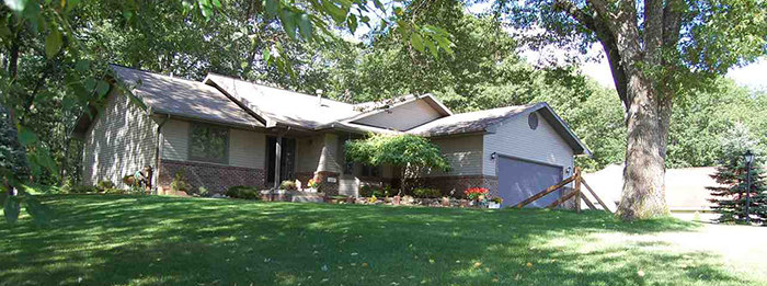 Custom built home with loads of features near Higgins Lake - 117 Argus Roscommon, MI
