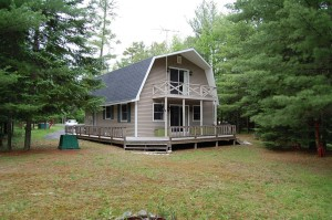1796 DeWitt Trail Roscommon Home View