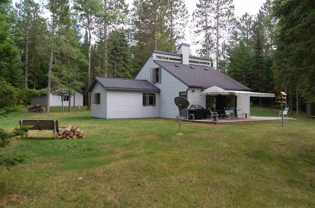 New Listing! Over 30 Acres of Dream Waterfront on South Branch of AuSable River - 4545 Green St Roscommon MI 48653