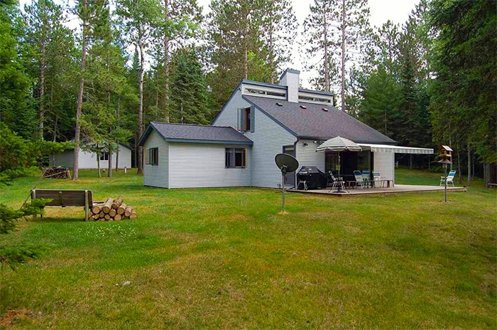 Over 30 Acres of Dream Waterfront on South Branch of AuSable River - 4545 Green St