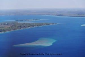 Higgins Lakes South Basin