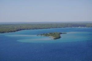 Treasure Island Higgins Lakes North Basin