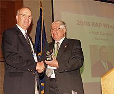 Ken Carlson RAP Award
