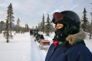 Dreaming Of The Next Trip North To Snowmobile