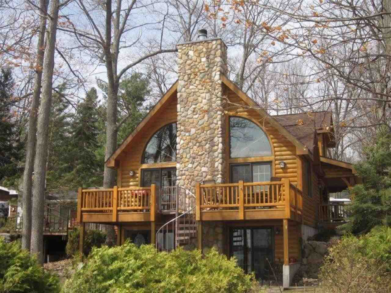 20 Great Newer Lakefront Homes for Sale in Roscommon County   Ken ...